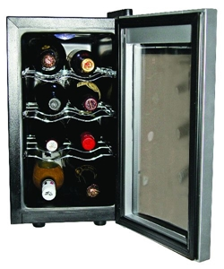 Picture of 8 Bottle Wine Cooler