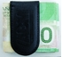 Leather money Clip L9205