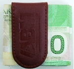 Picture of Leather money Clip L9205