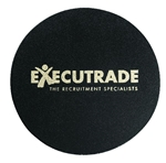 "Picture of Single Leather Coasters 4.25"" x 4.25"""