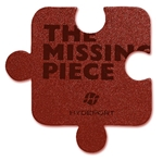 "Picture of The Missing Piece 3.5"" x 3.5"""
