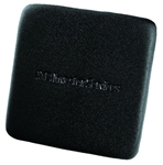 "Picture of Firm Leather Coasters 3.5"" x 3.5"""