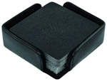 Picture of Set of 8 Leather Coasters LGS681