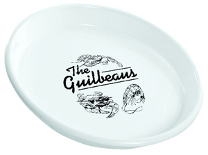 Picture of Round Serving Tray P0045