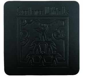 Picture of Smooth Leather Coaster L650