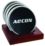 Picture of Set of 4 Stand Up Coasters L7323