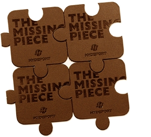 Picture of Set of 4 - The Missing Piece L4GS5663