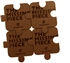Set of 4 - The Missing Piece L4GS5663