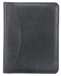 Picture of Textured Nappa Leather Writing Folio