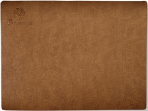 """Picture of Leather Desk Pad 18"""" x 12"""""""