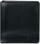 Picture of 3 Ring Leather Binder