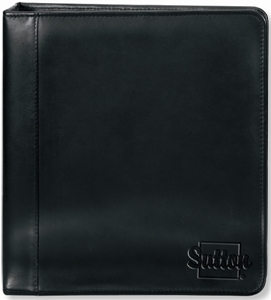 Picture of 3 Ring Leather Binder L413-81