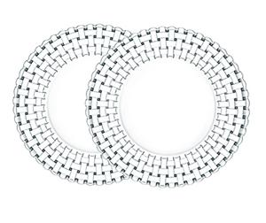 Picture of Bossa Nova Plates G9890