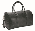 Picture of Leather travel/gym bag