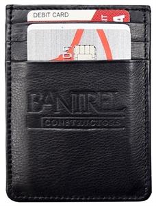 Picture of Money Clip & Card Holder L9204-25BK