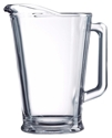 Picture for category Pitchers - Glass
