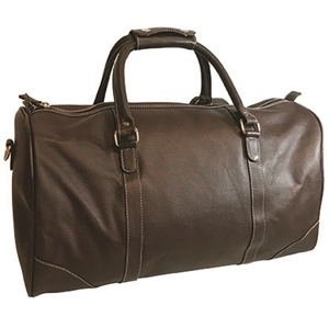 Picture of Leather travel/gym bag L2530