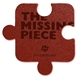 """The Missing Piece 3.5"""" x 3.5"""""""