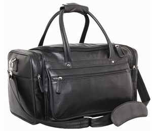 Picture of Leather Duffel Bag