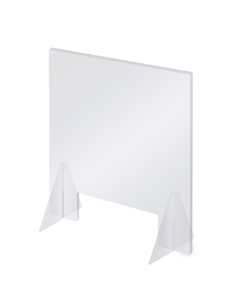 Picture of Protective Counter Shield - Blank
